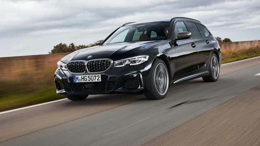 À défaut d'une M3 Touring, BMW présente la M340i Touring
