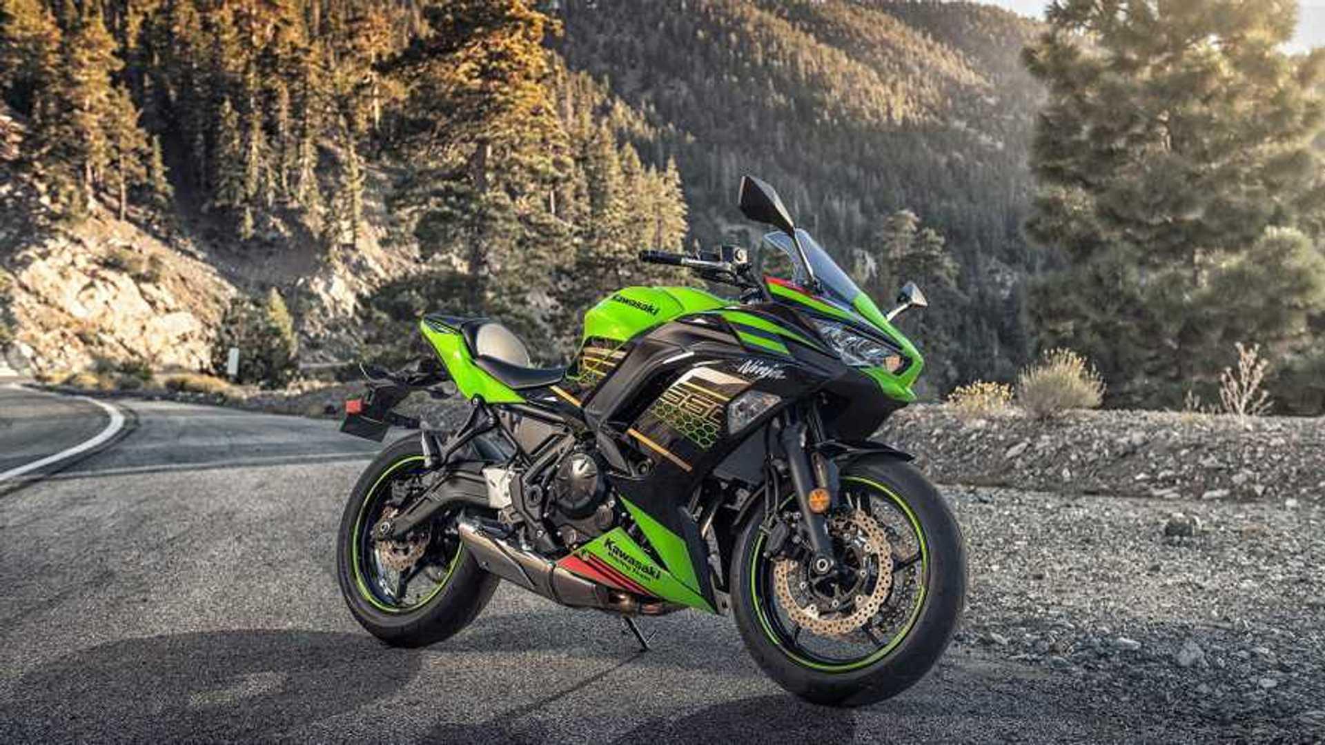 New 2020 Kawasaki Ninja 650
