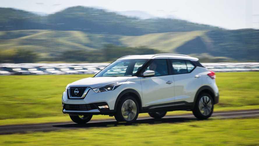Nissan oferece financiamento com primeira parcela para daqui a 1 ano