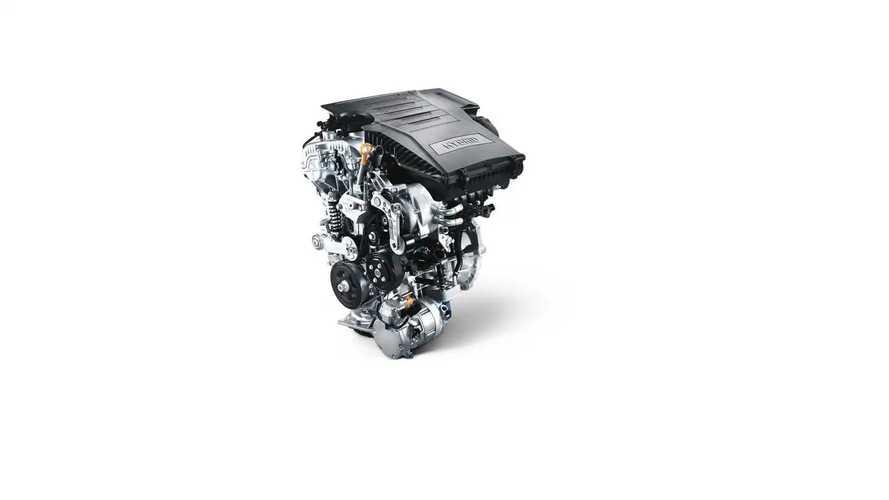 Hyundai Kona Hybrid, il cambio 6DCT