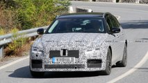 Jaguar XF Sportbrake Spy Photos