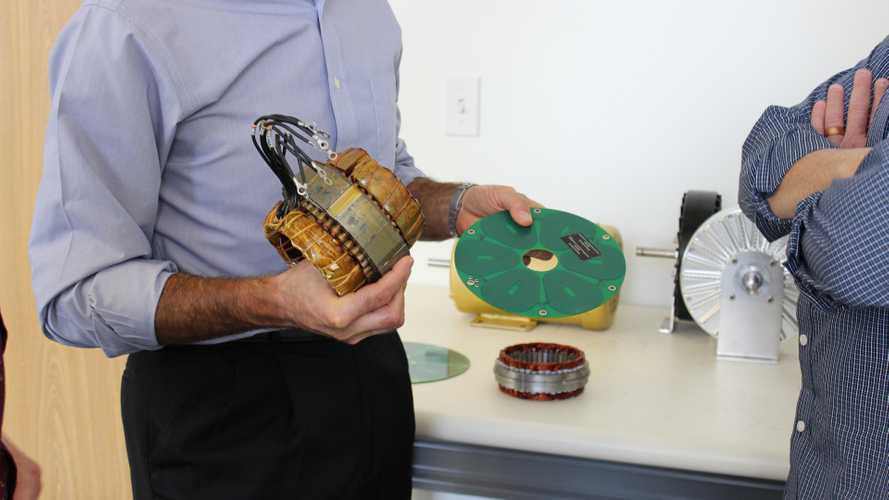 UPDATE: Infinitum Electric Creates Printed-Circuit-Board-Stator Motor