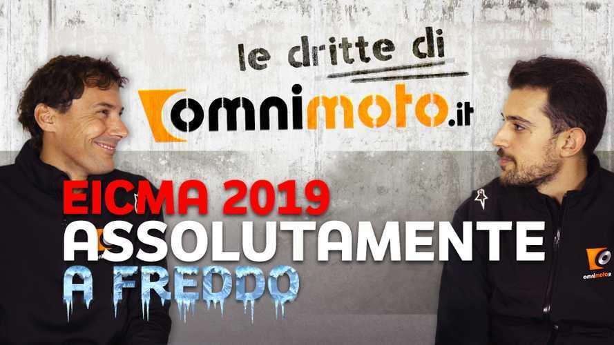Le Dritte di OmniMoto.it, si parte da Eicma 2019