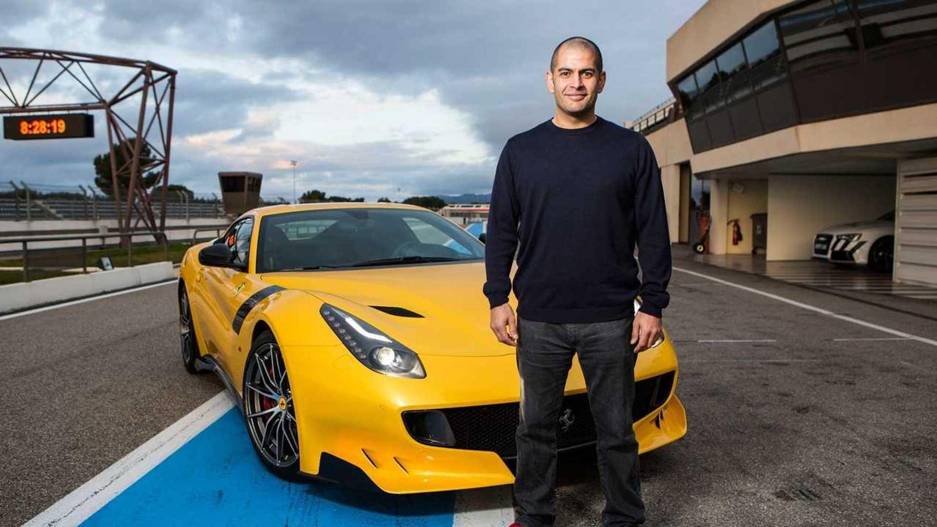 Les 10 voitures les plus cool de Chris Harris