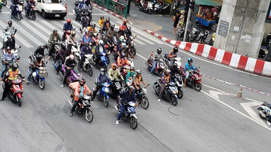 Bike-Spotting In Bangkok: A Quick And Incomplete Guide