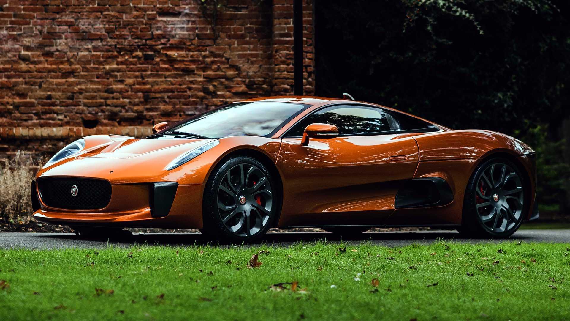 Este Jaguar C X75 De La Película Spectre Puede Ser Tuyo