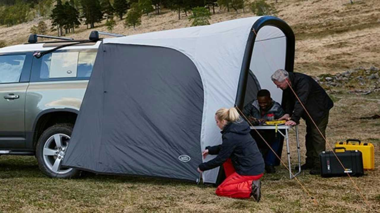 Inflatable Waterproof Awning