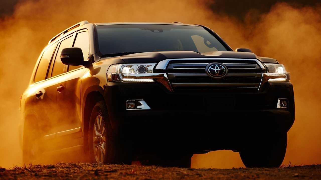 1. Toyota Land Cruiser - 11.4 años