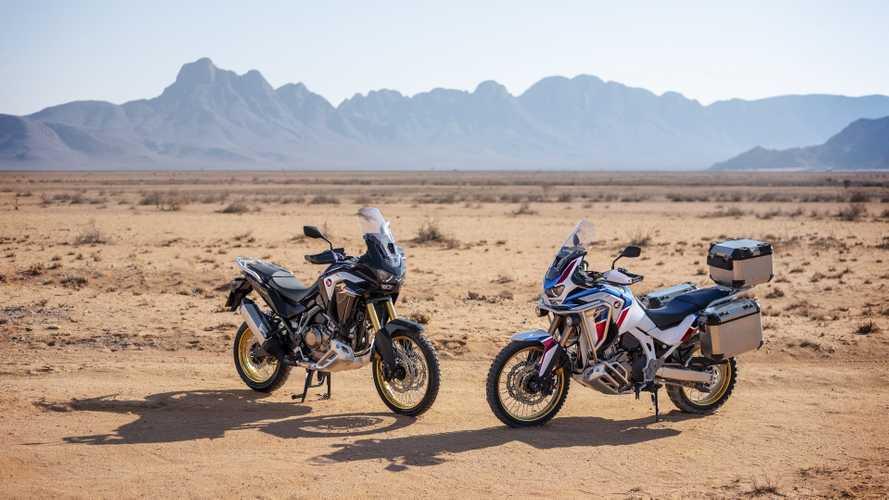 Honda: dal 16 al 21 dicembre arriva la Africa Twin Week