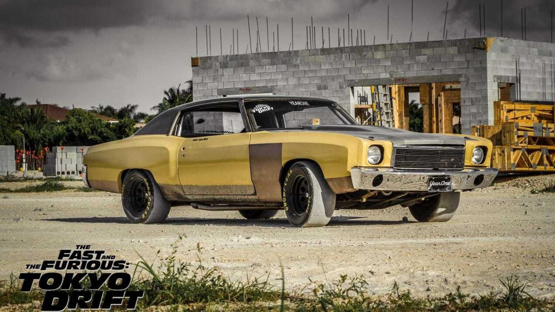 "[""1971 Chevy Monte Carlo Fast and Furious: Tokyo Drift Hero Car""]"