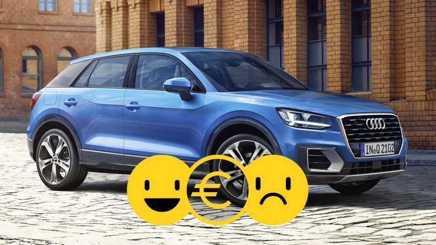 Promozione Audi Q2, perché conviene e perché no