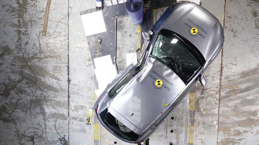 Peugeot 208 Crash Test Euro NCAP 2019
