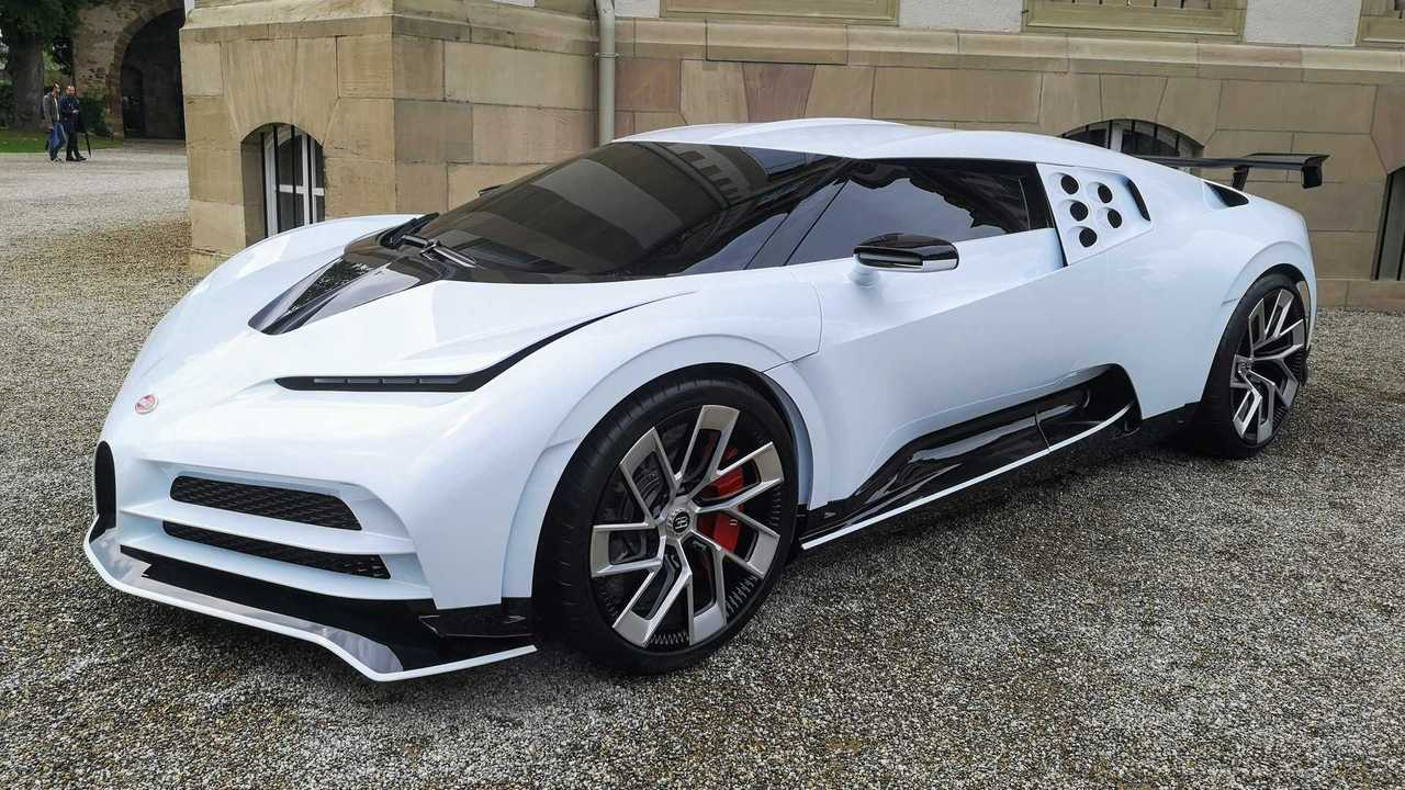 Bugatti Centodiceci (2019)