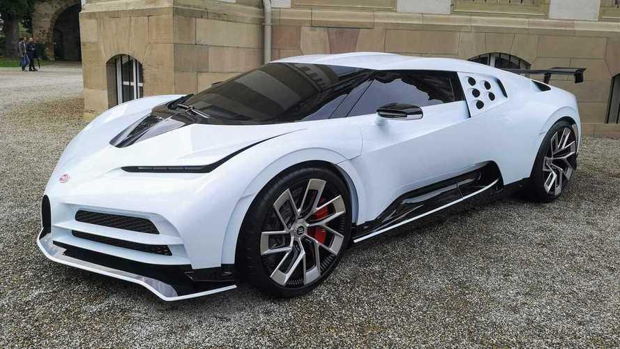Concepts Bugatti à Molsheim