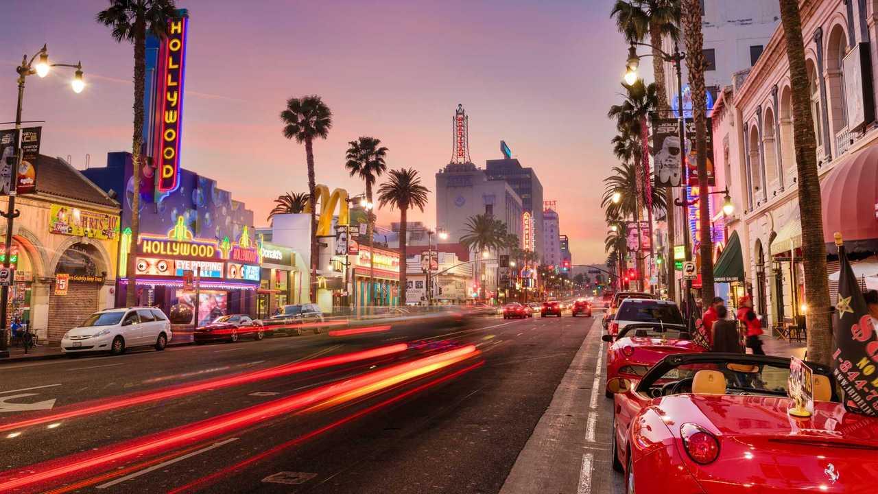 F1 Trio To Star In Hollywood Boulevard Festival