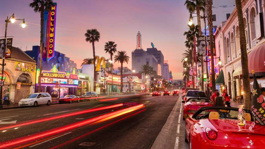 F1 trio to star in Hollywood Boulevard festival