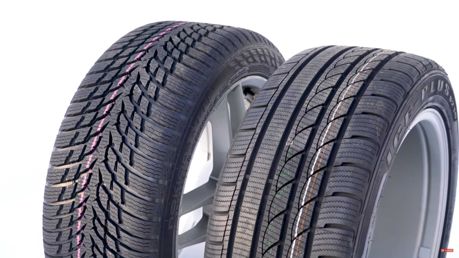 Tires For Cheap >> Video Shows Differences Between Cheap And Expensive Snow Tires