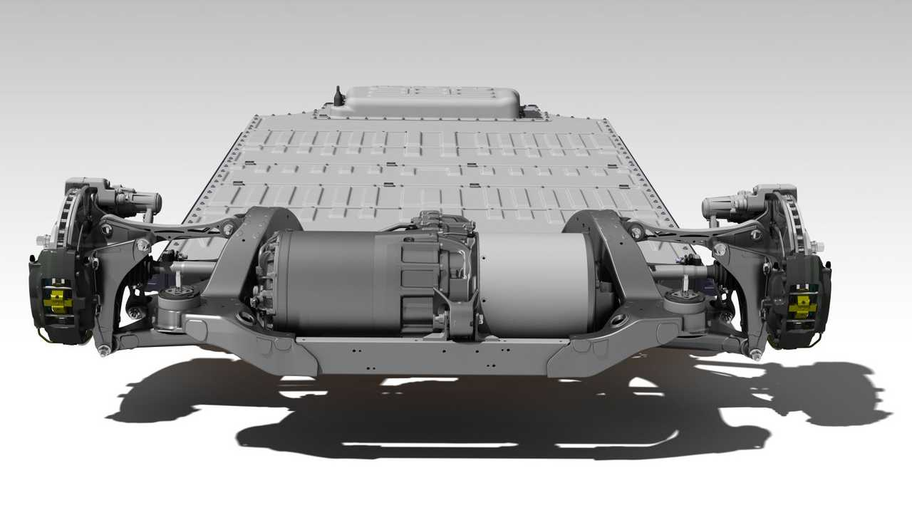 Continental Announces A Fully Integrated Axle Drive Module