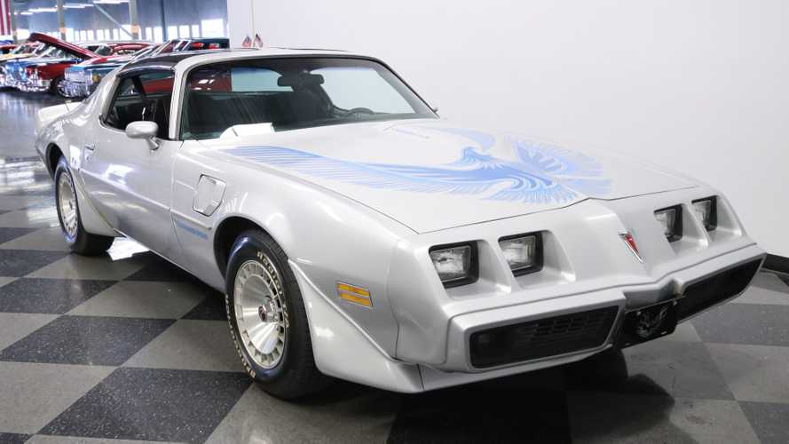 Survivor-Grade 1981 Pontiac Firebird Trans Am Turbo For Sale