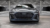 2020 Audi RS6 Avant shot by Auditography