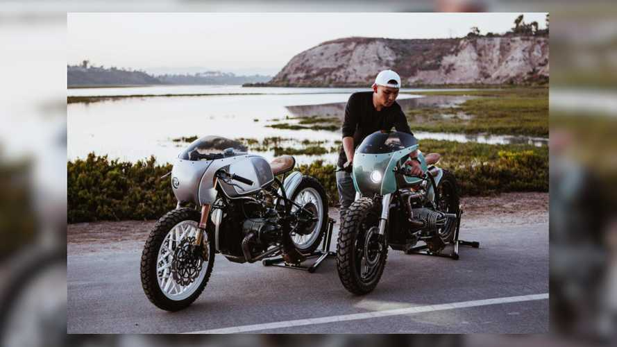 Twin BMW R100s: You Wish Your Siblings Looked This Good