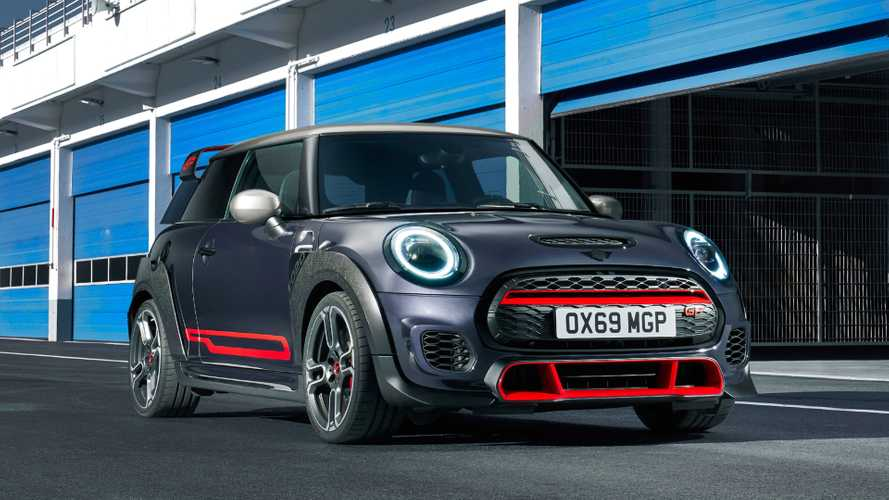 265 km/h-val repeszthet a Mini John Cooper Works GP