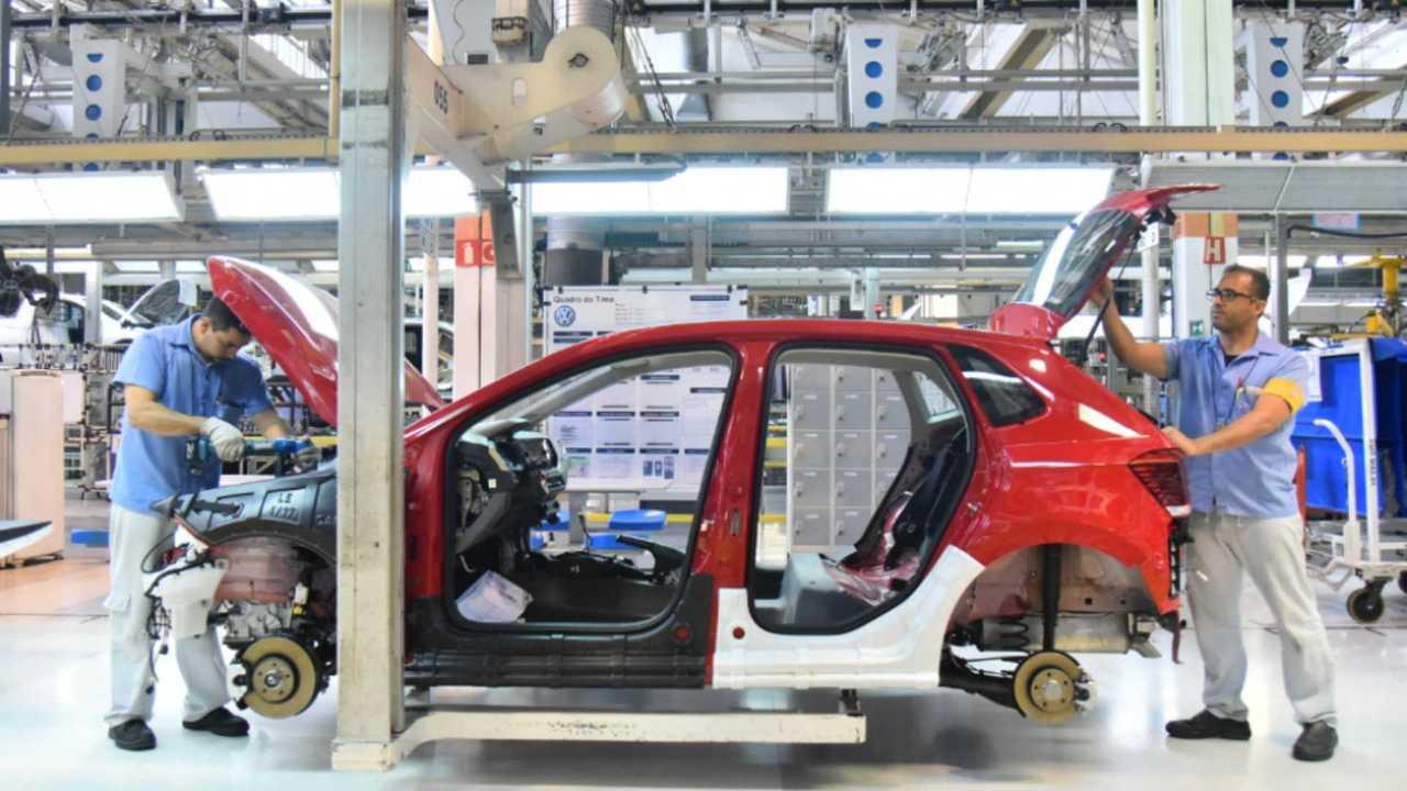 Volkswagen Fábrica Anchieta - 60 anos