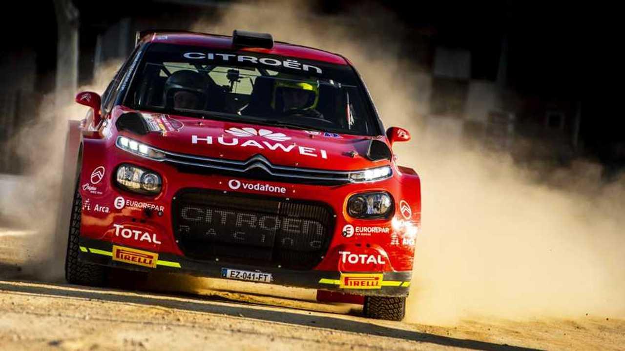 Encuentro con Pepe López y el Citroën Rally Team: previo Rally Madrid 2019