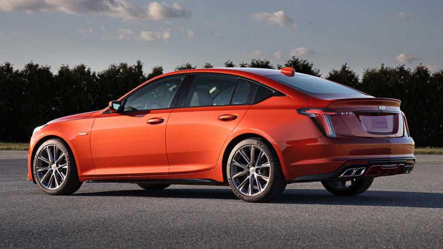 Cadillac CT5-V y Escalade no contarán con nuevo motor V8 Blackwing