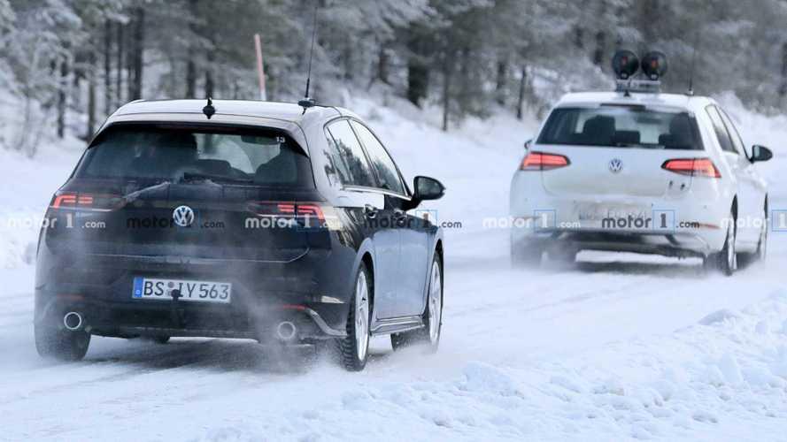 Kiszivárogtak az új VW Golf R, GTI, TCR, GTD és GTE teljesítményadatai