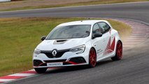 Record of the Renault Megane RS Trophy-R in Suzuka