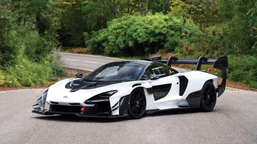 McLaren Senna GTR - RM Sotheby's