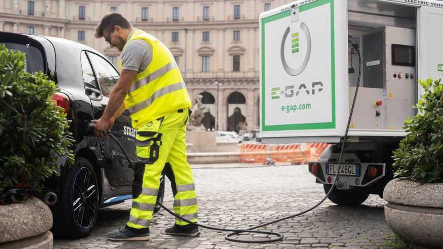 Ricarica on demand, come funziona il servizio E-Gap