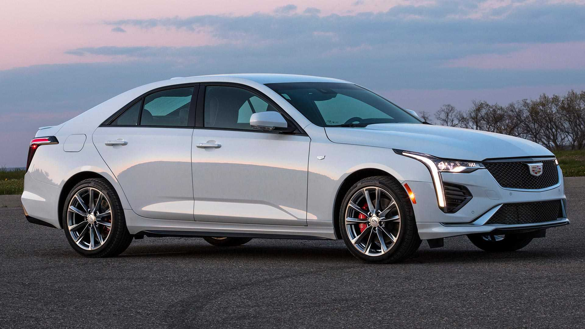 2020 Cadillac Ct4 Arriving With 237 Hp Super Cruise Coming