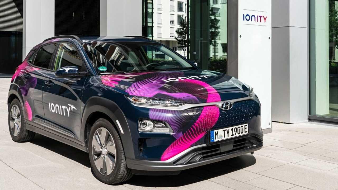 Hyundai si unisce a Ionity