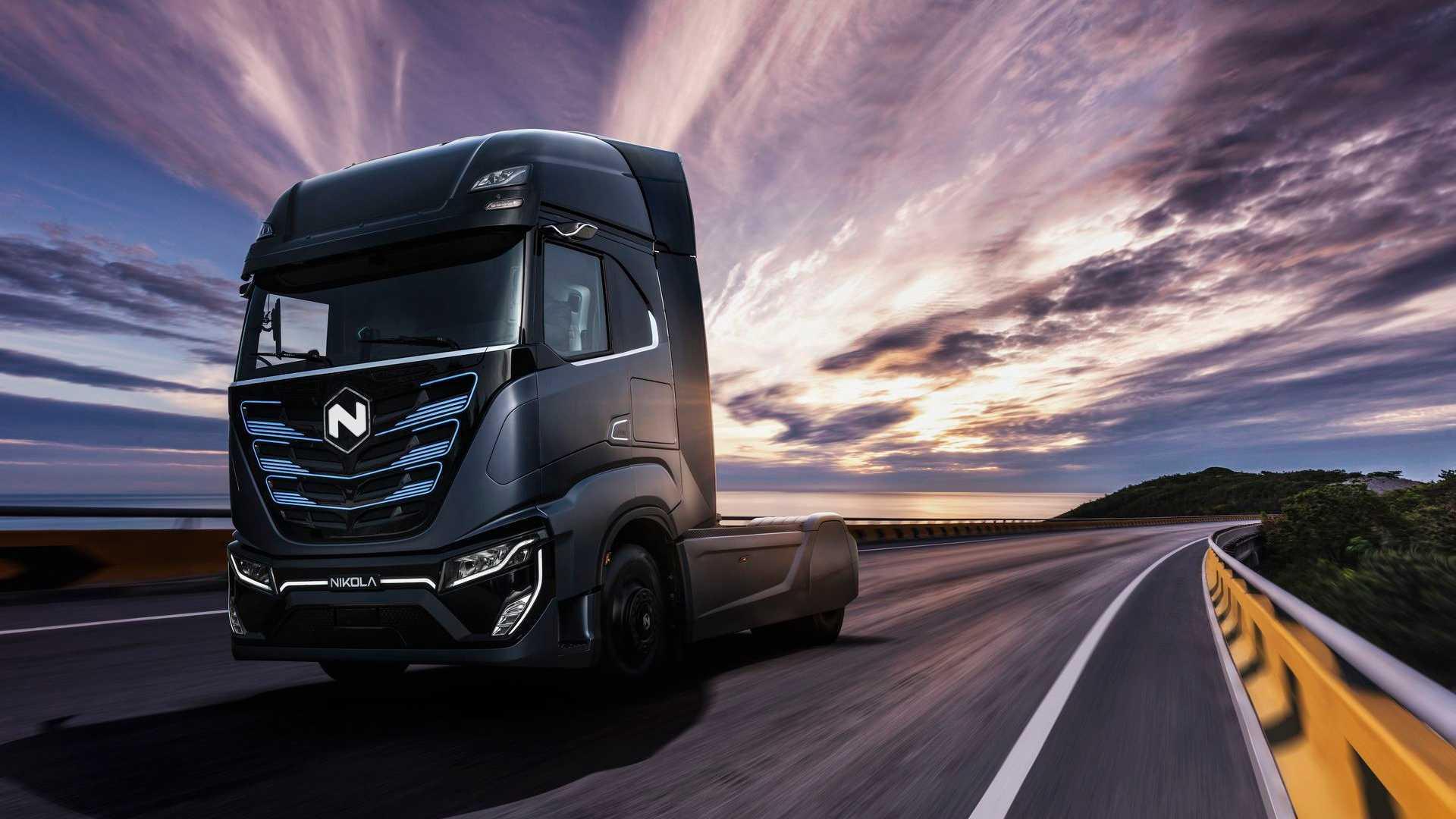 All-electric Nikola Tre HGV revealed