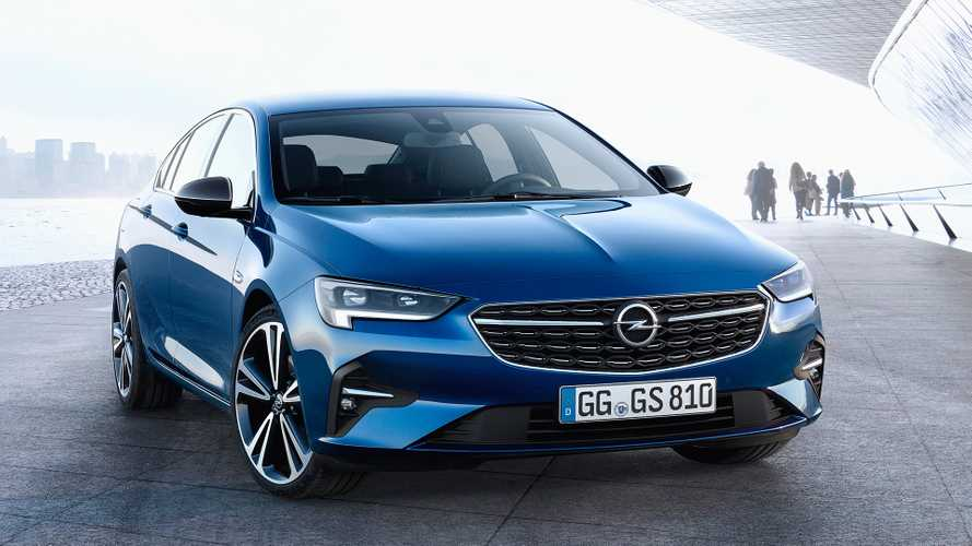 2020 Opel Insignia Gets The Mildest Of Facelifts