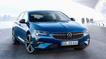 2020 Opel Insignia Visits Nurburgring For High Speed Test