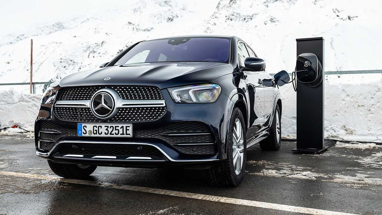 Mercedes-Benz GLE Coupe 2020