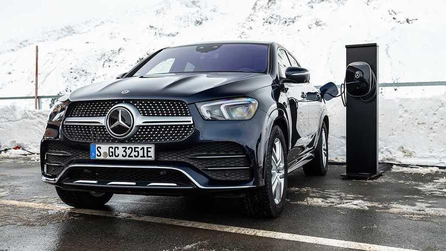 Mercedes-Benz GLE Coupé (2020) - La version hybride rechargeable est arrivée