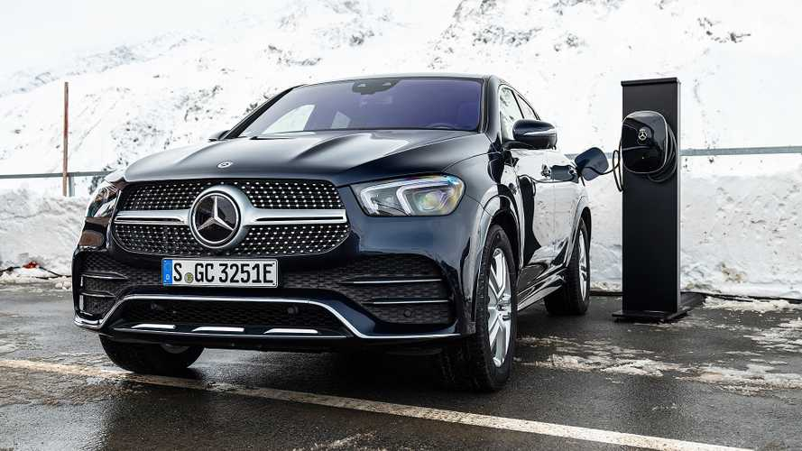Mercedes-Benz GLE Coupe обойдется 1 литром топлива на 100 км