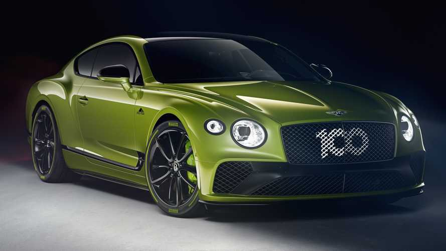 Special Bentley Continental GT arrives to celebrate Pikes Peak record