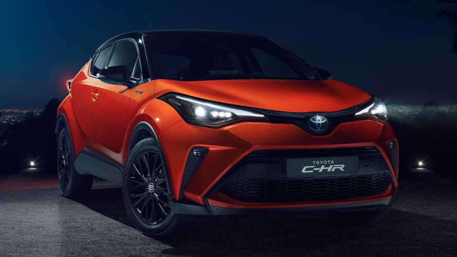 £25,625 Toyota C-HR facelift now on sale