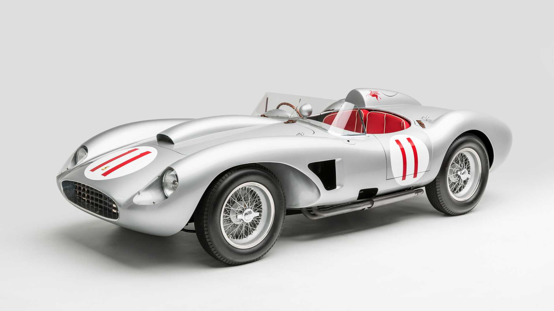 "[""Meet The Cars From 'Ford v Ferrari' At The Petersen Museum""]"