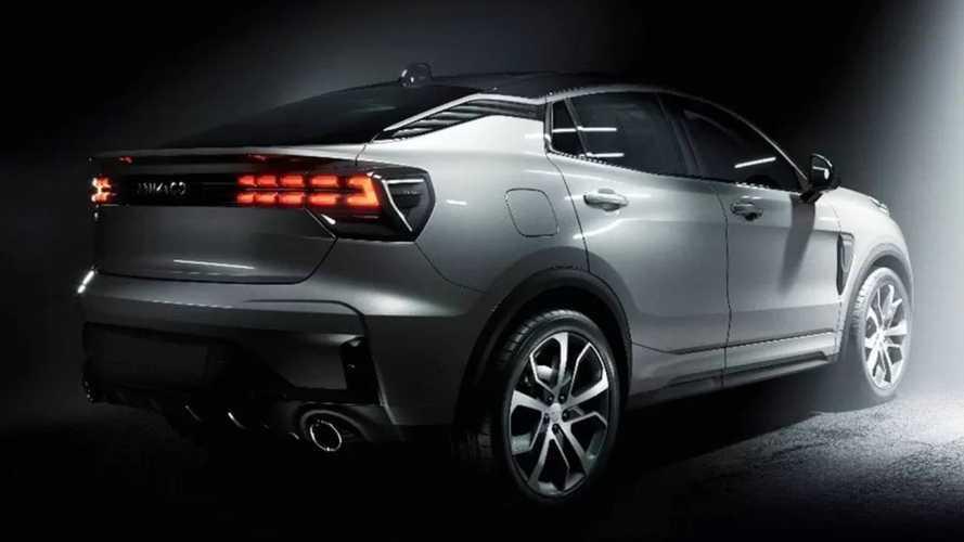 Volvo и Geely анонсировали новое кросс-купе