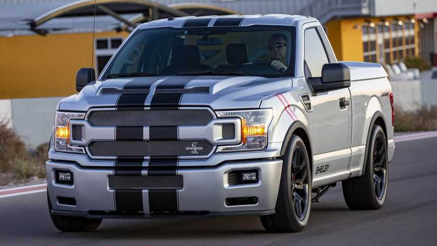 Shelby Super Snake Sport F-150 Concept
