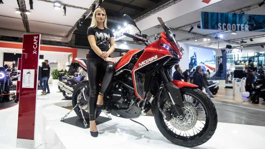 Moto Morini X-Cape, media per l'avventura