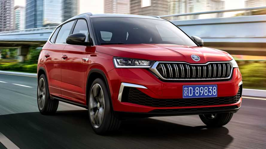 Skoda Kamiq GT Revealed To Spice Up China's Small Crossover Segment