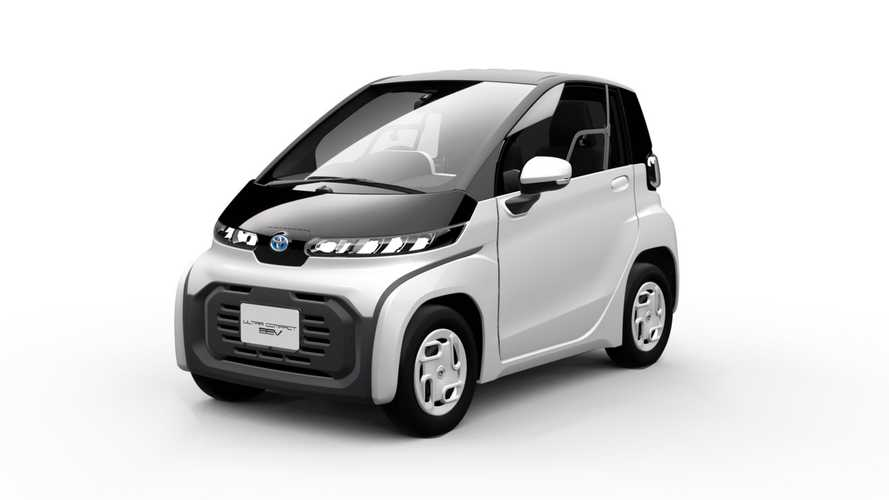 Toyota Announces Production-Ready Ultra-Compact BEV For Japan