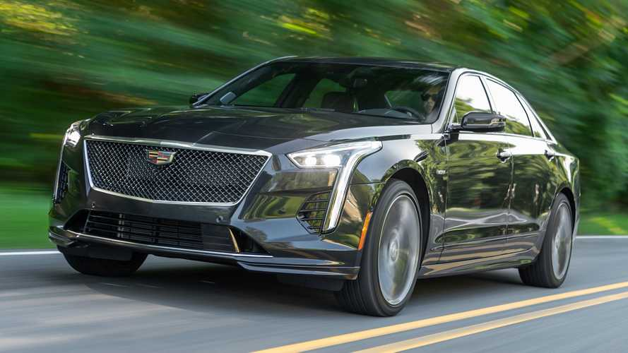 Cadillac Says CT6 Successor Will Be An EV, If There Will Be One